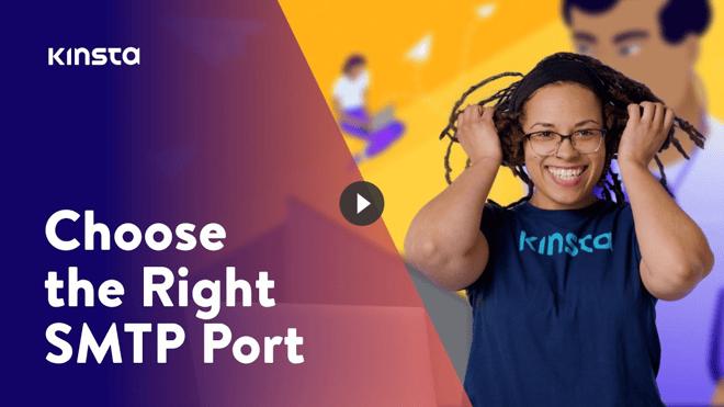 choose-right-smtp-port