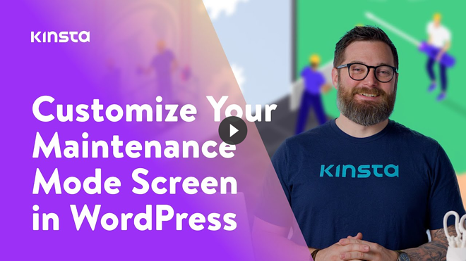customize-wordpress-maintenance-mode-screen